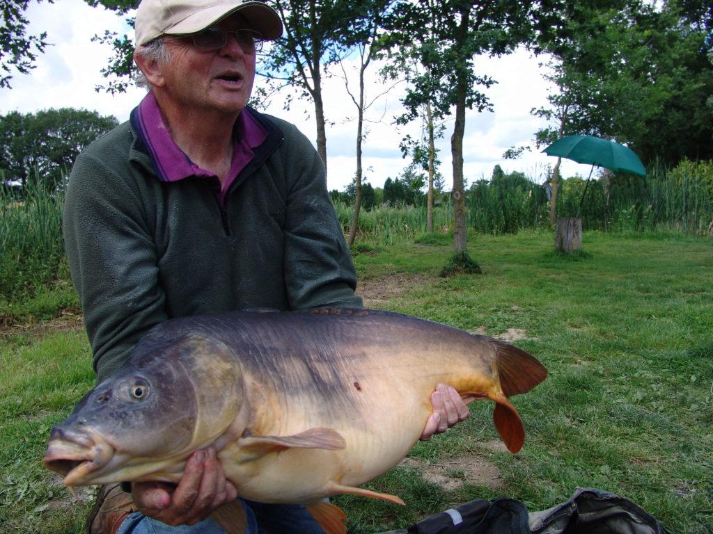 carp lake france